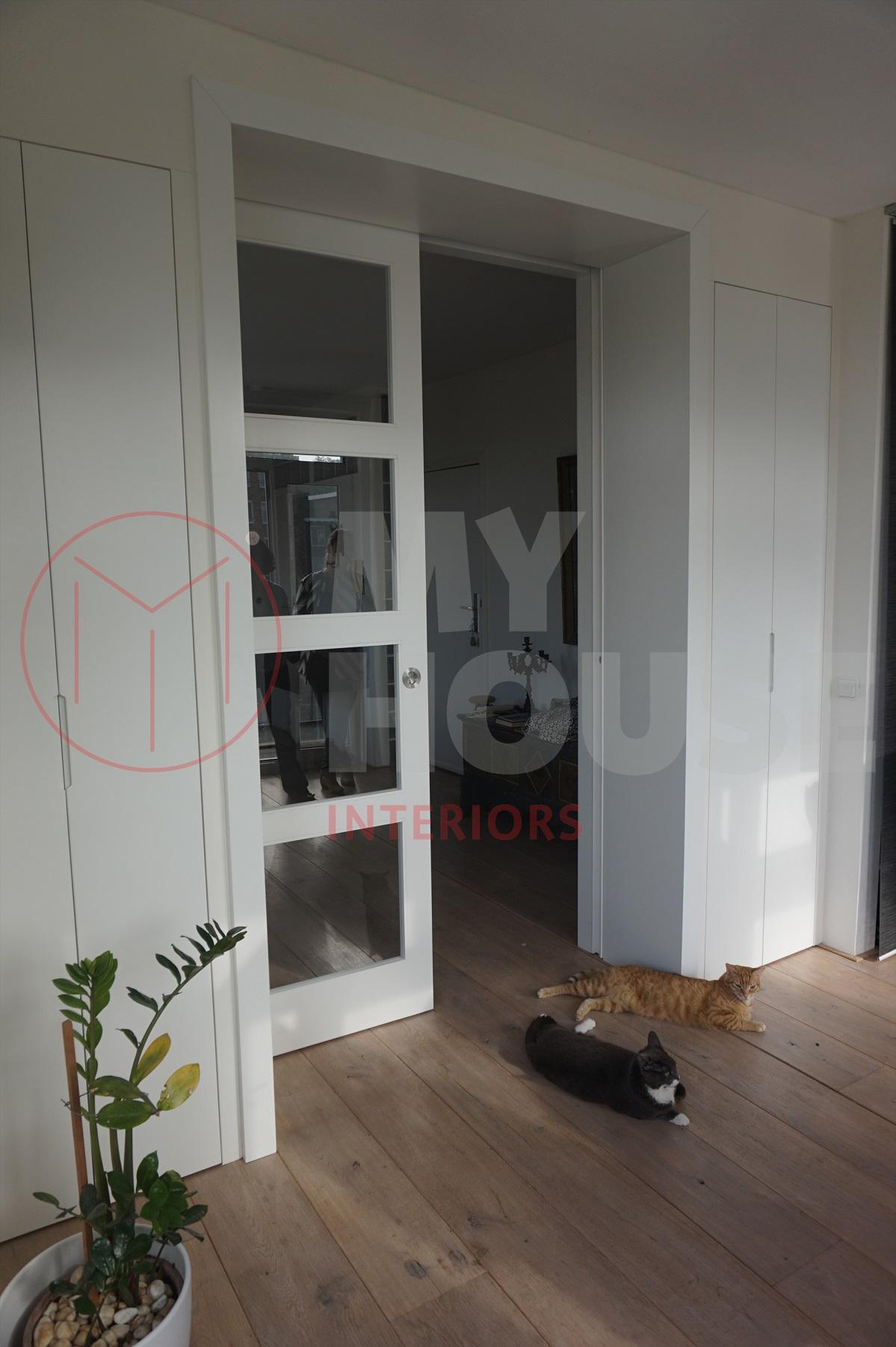 modern room dividers in amsterdam