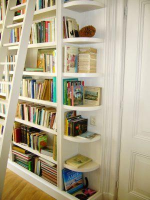 Maatwerk boekenkasten boekenwanden kastenwand my house amsterdam - Eigentijdse boekenkast ...