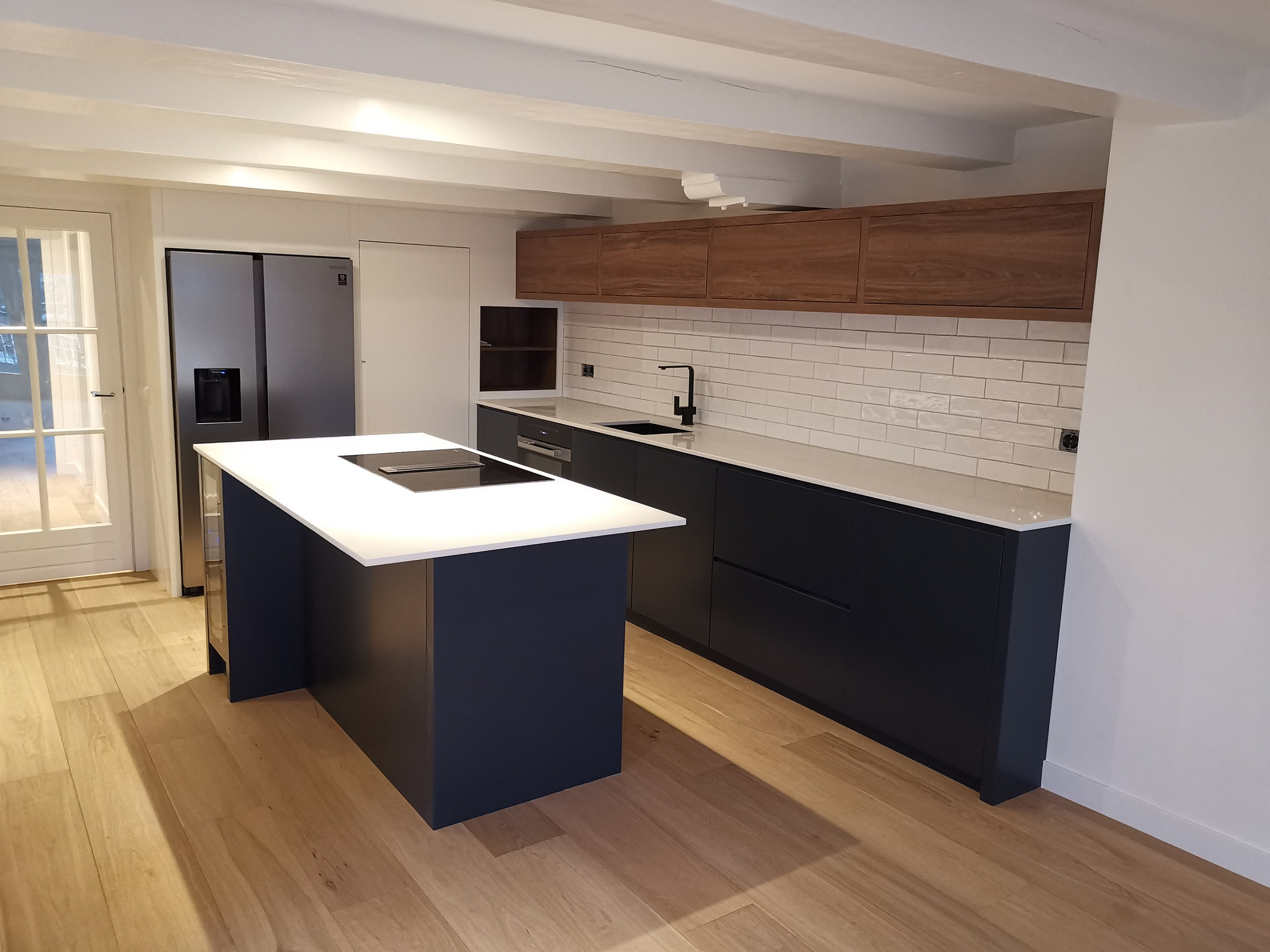Bespoke kitchen Amsterdam