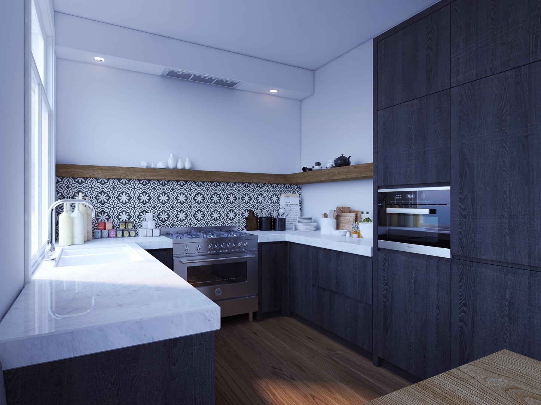 Keuken op maat amsterdam modern design