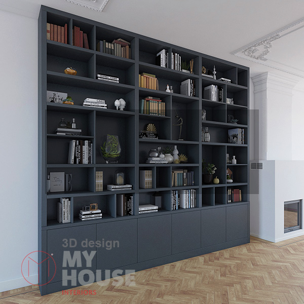 3D design interior Amsterdam