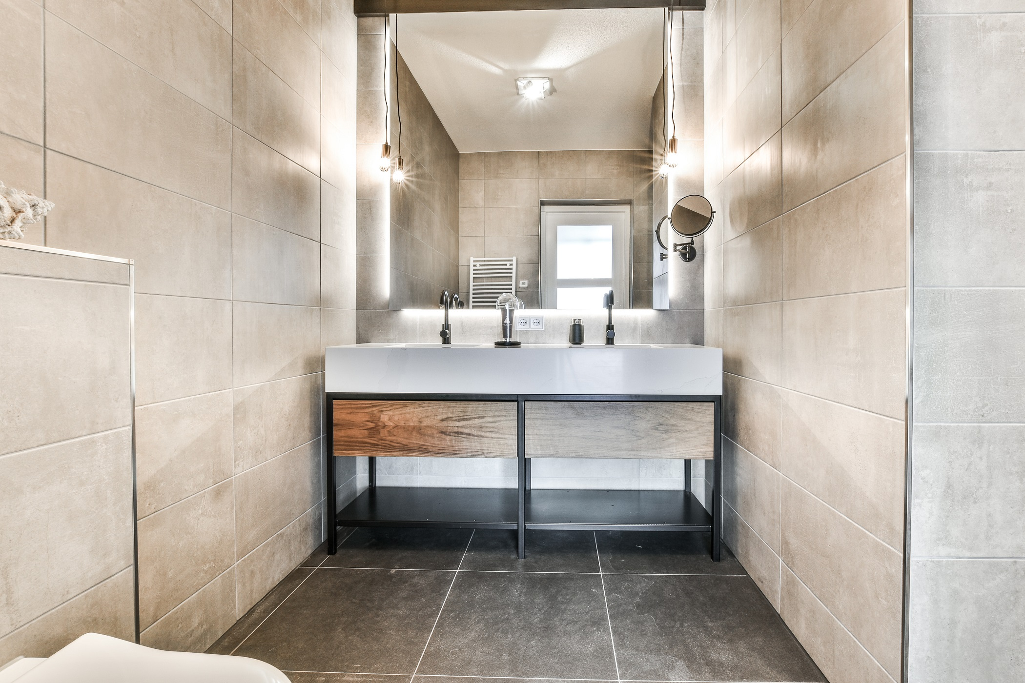 Bathroom cabinet Amsterdam luxe