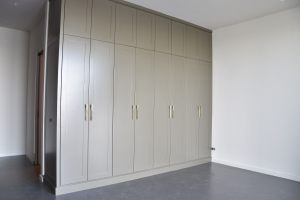 Fitted wardrobe bespoke